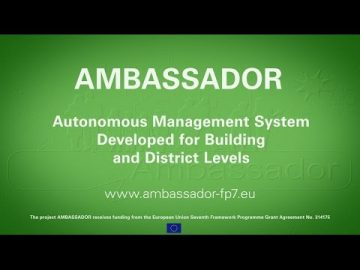 AMBASSADOR FP7 project - short video